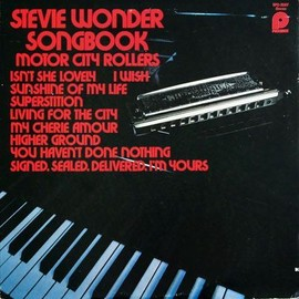 Stevie Wonder Songbook