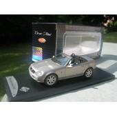 Solido 1/43 Metal Mercedes Benz Slk 2003 Coup� Grise Metalis�e!!!!
