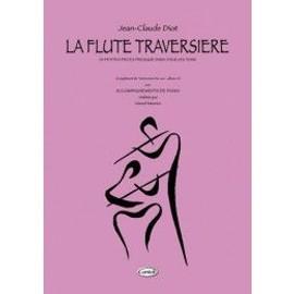 Diot La Flûte Traversière 24 petites pièces presque dans tous les tons