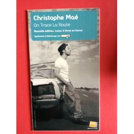"""PLV Christophe Maé """"On trace la route"""""""