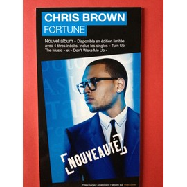 "PLV Chris Brown ""Fortune"""