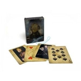 Jeu 52 Cartes - Game Of Thrones