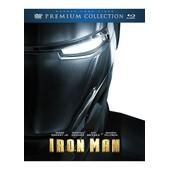 Iron Man - Combo Blu-Ray+ Dvd de Jon Favreau