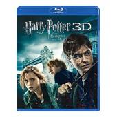 Harry Potter Et Les Reliques De La Mort - 1�re Partie - Combo Blu-Ray 3d + Blu-Ray 2d de David Yates