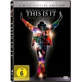 Dvd Michael Jackson's This Is It [Se] [2 Dvds] [Import Allemand] (Import) (Coffret De 2 Dvd) de Kenny Ortega