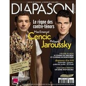 Diapason 597 D�cembre 2011 : Contre-T�nors / Cencic / Jaroussky / Menotti / Diapasons D'or Hi-Fi