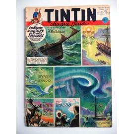 Tintin 193 Juillet 1952