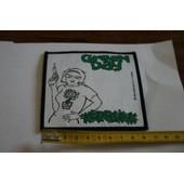 Punk Rock Us : Green Day Ecusson Patch De 2001 Import Uk