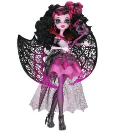 Poup�e Monster High Draculaura Halloween
