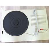 Tourne Disque Portable Brandt C2615