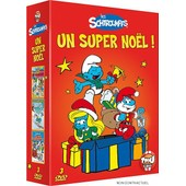 Les Schtroumpfs - Coffret - Un Super No�l - Pack