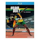 Usain Bolt, La L�gende - Blu-Ray de Ga�l Leiblang