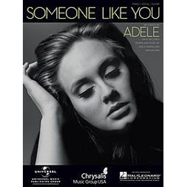 Adele : someone like you - chant et piano