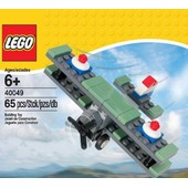 Mini Sopwith Camel V46 Lego Collector - 40049