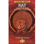 Zodiaque Chinois Rat 1900-1912-1924-1936-1948-1960-1972 de Catherine Aubier