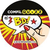 Compil Quizz Bd - 360 Questions + Cd - D�s 12 Ans