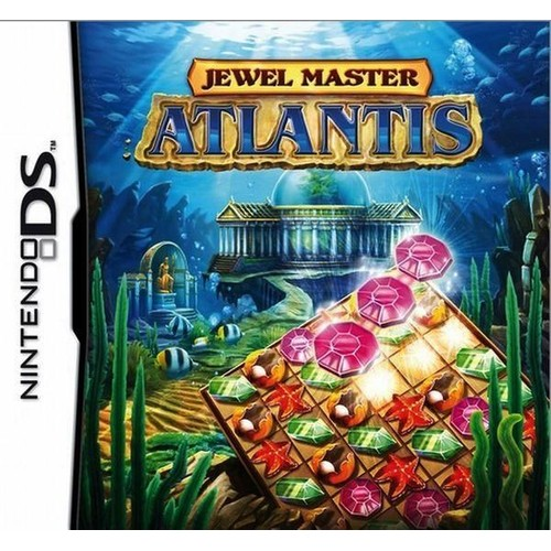 Jewel Link Chronicles - Legends of Atlantis - Nintendo DS