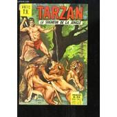 Tarzan, Le Seigneur De La Jungle N�24 : Les Lions De Catn� - Les Braconniers De La Jungle ... de edgar rice burroughs