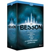 Luc Besson - Coffret 8 Films - Pack - Blu-Ray de Luc Besson