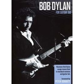 DYLAN BOB 19 SONGS FOR GUITAR TAB