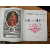 Richelieu de Philippe Erlanger
