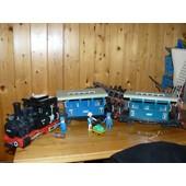 Train Playmobil