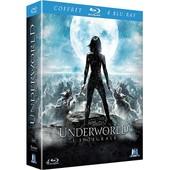 Underworld : L'int�grale - Blu-Ray de Len Wiseman
