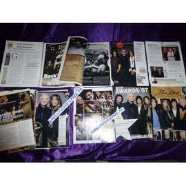 Led Zeppelin 98 Pages d'articles de presse avec beaucoup de photos
