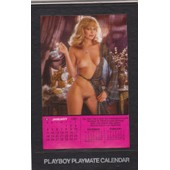 Calendrier Playboy 1981