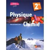 Physique Chimie 2de de ruffenach-decroix