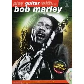MARLEY BOB PLAY GUITAR WITH... NEW EDITION + CD