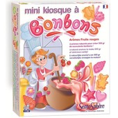 Mini Kiosque � Bonbons - Fruits Rouges