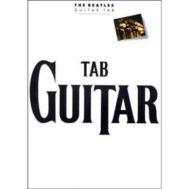 The beatles guitar tab