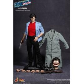 Nicky Larson - City Hunter - Figurine 1/6 Ryo Saeba 30 Cm