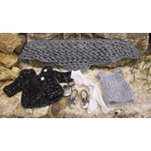Fiche N�6 Couture/Tricot V�tements Ch�ries Corolle