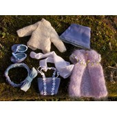 Fiche N�3 Couture/Tricot V�tements Ch�ries Corolle