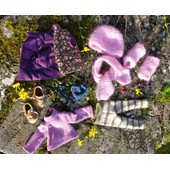 Fiche N�2 Couture/Tricot V�tements Ch�ries Corolle