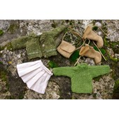 Fiche N�1 Couture/Tricot V�tements Ch�ries Corolle