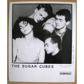 The sugar cubes sugarcubes bjork photo credit paul cox postcard cp carte postale