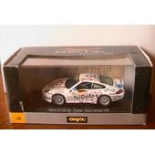 Porsche 911 Gt3 Cup #21 Teldafax Pirelli Supercup 1999 Ralf Kelleners Onyx Xcl024 1/43