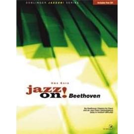 Jazz on ! Beethoven + CD