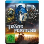 Transformers - Blu Ray Steelbook Import de Michael Bay
