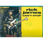 Can't Stop Remix + Instrumental / France 1985 - James Rick