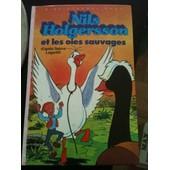 Nils Holgersson Et Les Oies Sauvages. Illustrations D'henri Dufranne de Selma Lagerl�f