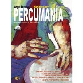 Mercader, Nan / Pereira, Angel - Percumania + CD