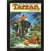 Tarzan, Le Seigneur De La Jungle N�35, Nouvelle S�rie : La Jungle En Flammes - de edgar rice burroughs