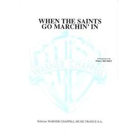 Bechet When the Saints Go marchin' in