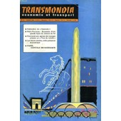 Transmondia, Economie Et Transport, N� 54, Mars 1959 de COLLECTIF
