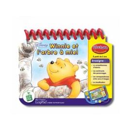 Livret Leapfrog Winnie Et L'arbre � Miel