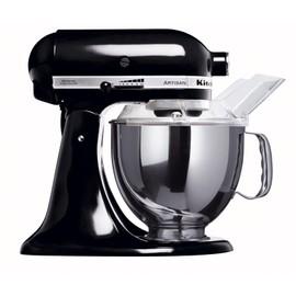 Kitchenaid Artisan 5KSM150PSEOB - Robot pâtissier - 300 Watt - noir onyx d'occasion  Livré partout en France